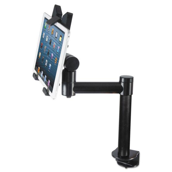 Kantek Tablet Desk Top Kiosk Stand, Black