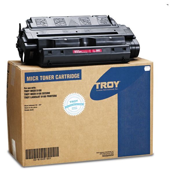 Troy Remanufactured HP C4182X Black Toner Cartridge