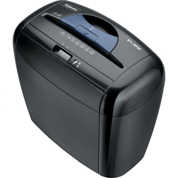 Fellowes Powershred P-35C Cross Cut Shredder