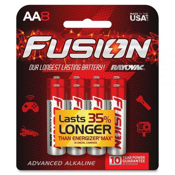 Rayovac Fusion AA Batteries