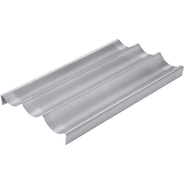 Commercial II Perforated Baguette Pan