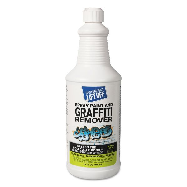 Motsenbocker's Lift-Off 4 Spray Paint Graffiti Remover