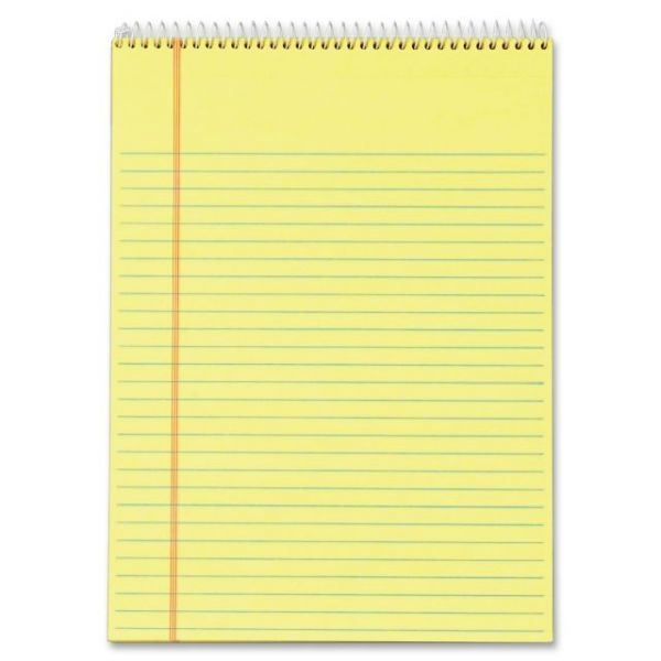 TOPS Docket Wirebound Letter-Size Legal Pads