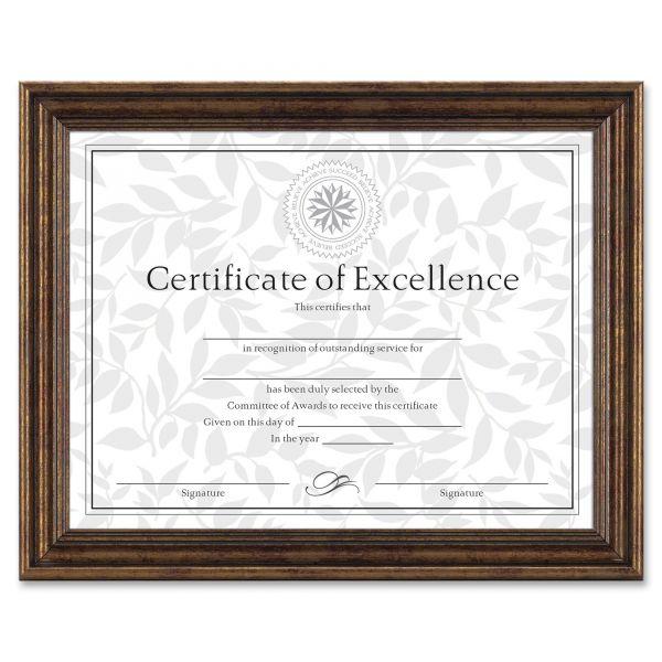 DAX Antique Picture/Certificate Frame