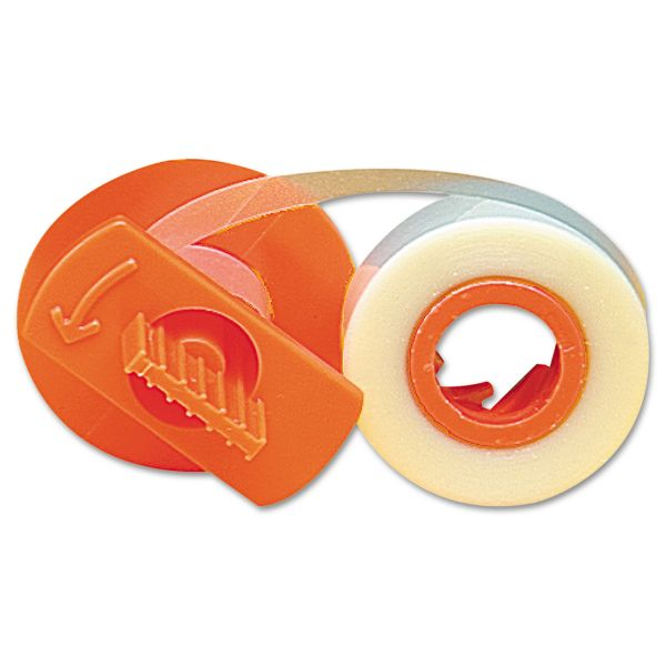Tackless Lift-Off Typewriter Tape For Olympia Typewriters, Clear