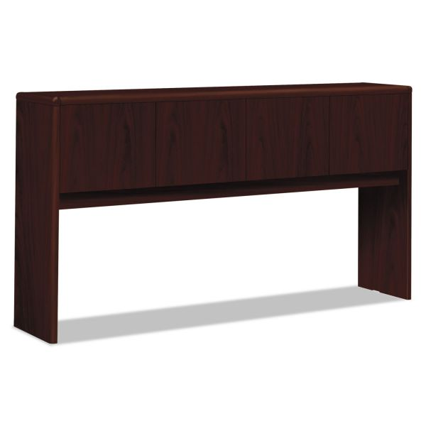 "HON 10700 Series Stack-On Hutch for 72""W Credenza 