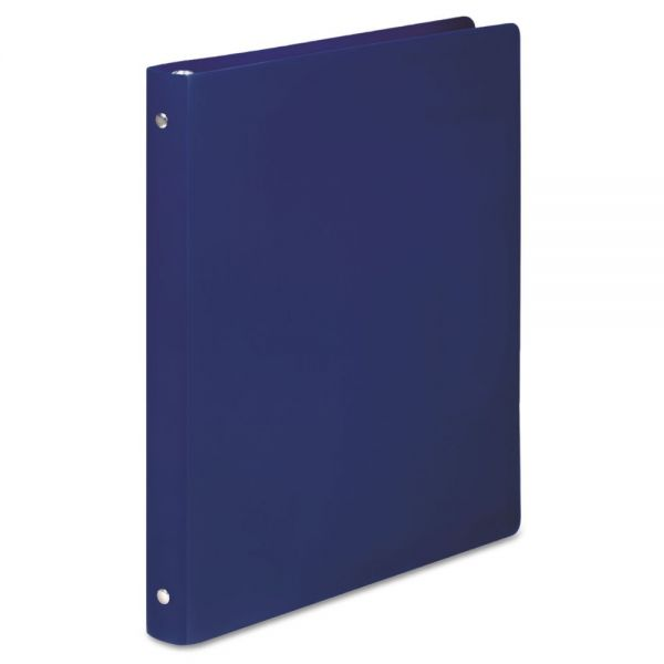 "Acco Accohide Poly 1/2"" 3-Ring Binder"