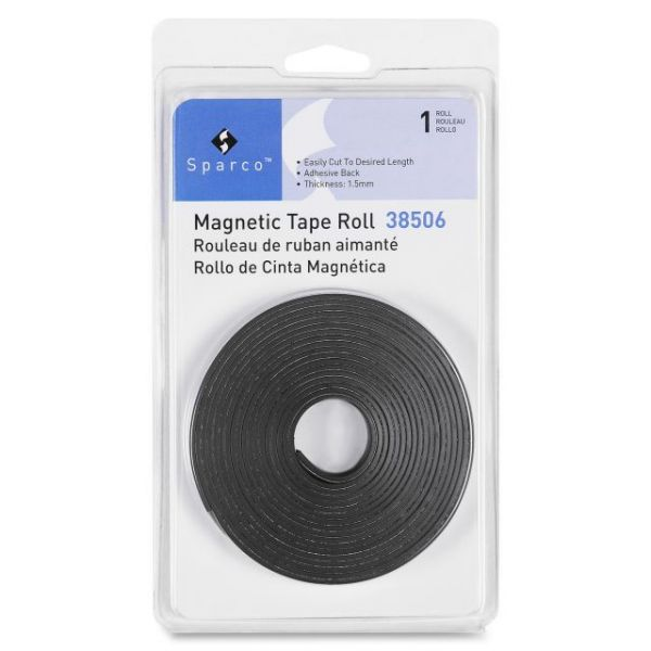 Sparco 38506 Magnetic Tape Roll
