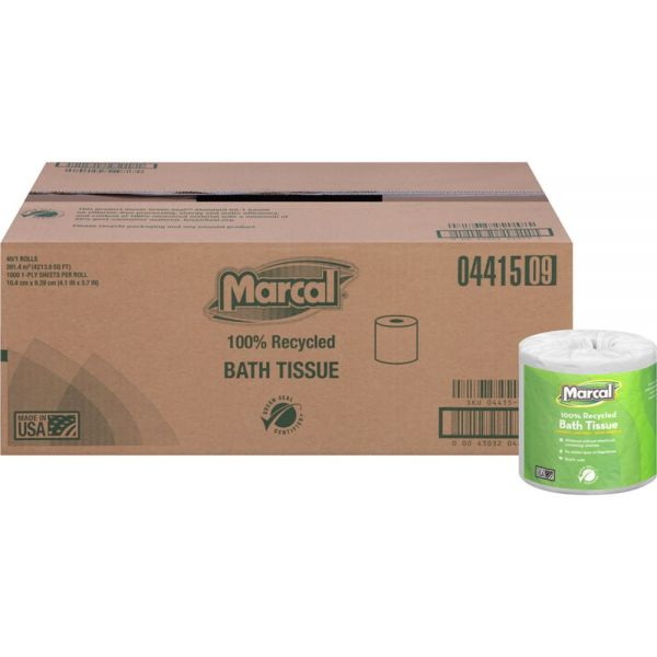 Marcal Small Steps 100% Premium Recycled Toilet Paper