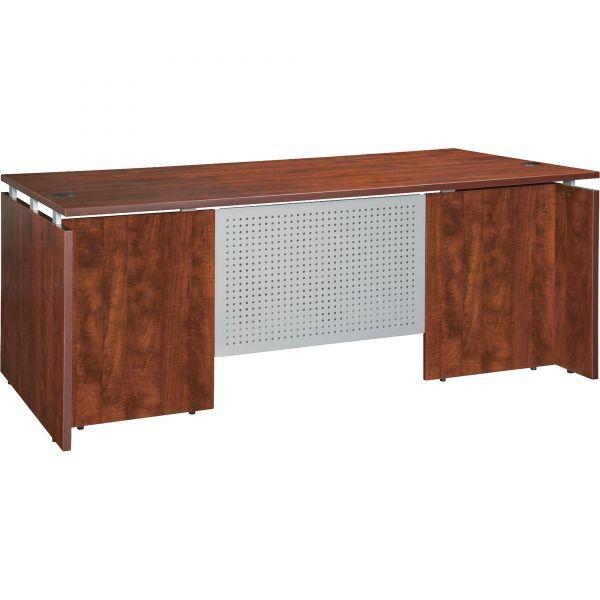 Lorell Ascent Rectangular Executive Desk Shell
