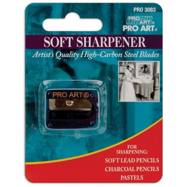 Pro Art Soft Sharpener