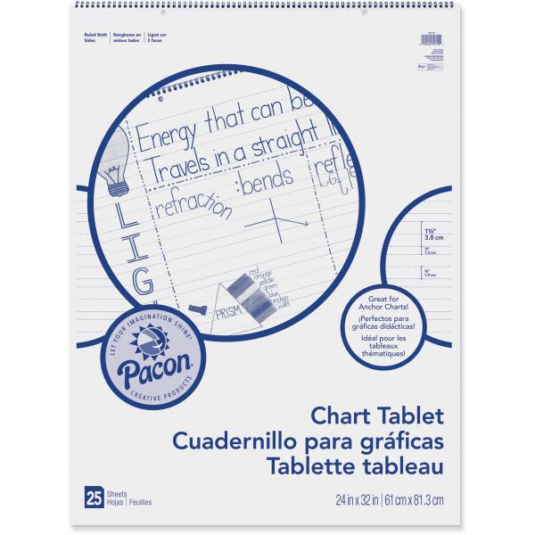 Pacon Chart Tablet
