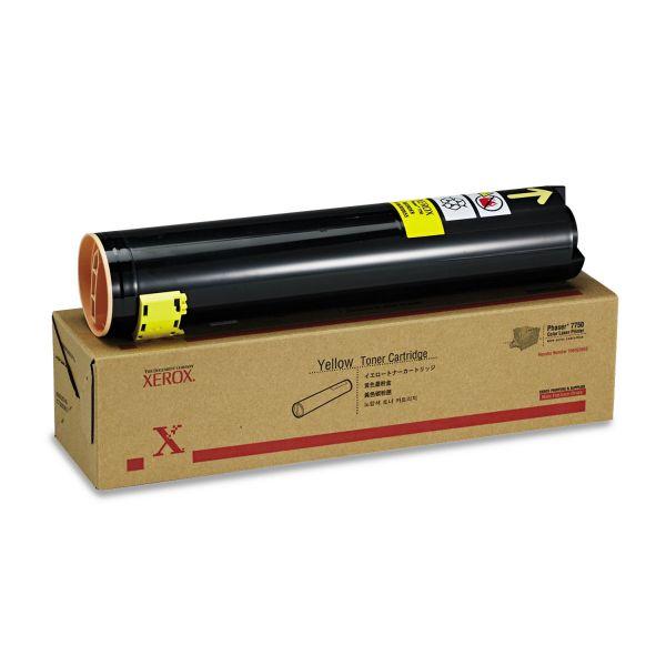 Xerox 106R00655 Yellow Toner Cartridge