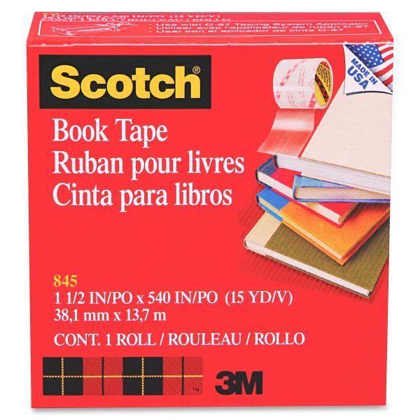 """Scotch 1.50"""" Book Repair Tape"""