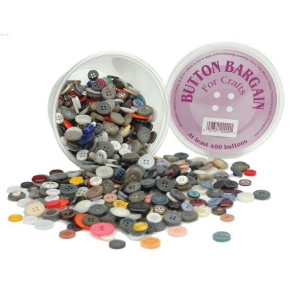 Button Bargain 12oz