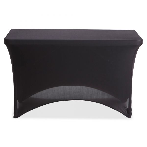 Iceberg 4' Stretchable Fabric Table Cover