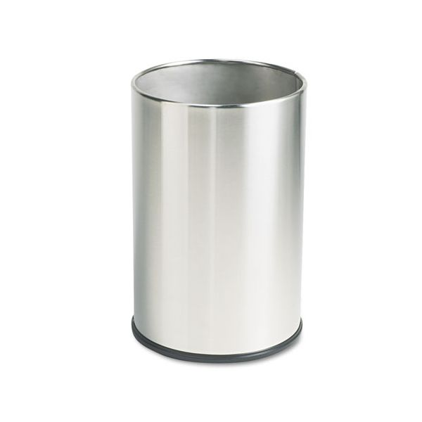Rubbermaid Metallic Series Open-Top 5 Gallon Trash Can