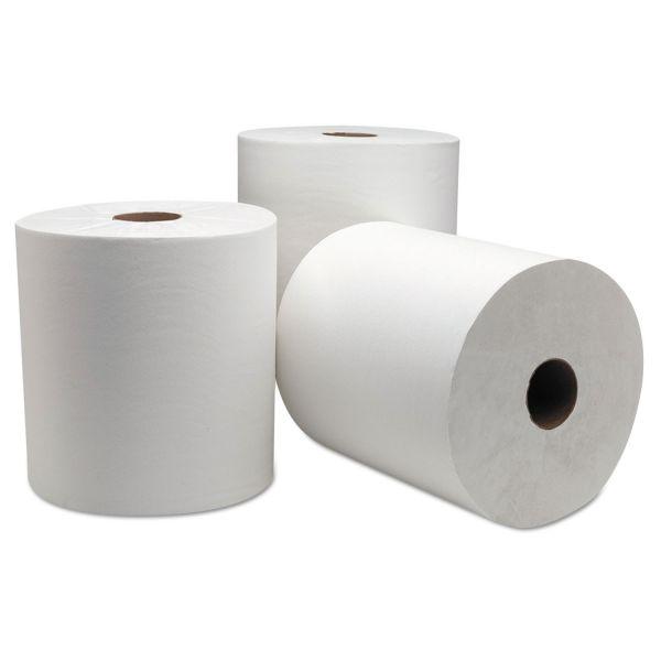 Wausau Paper DublNature Universal Paper Towel Rolls