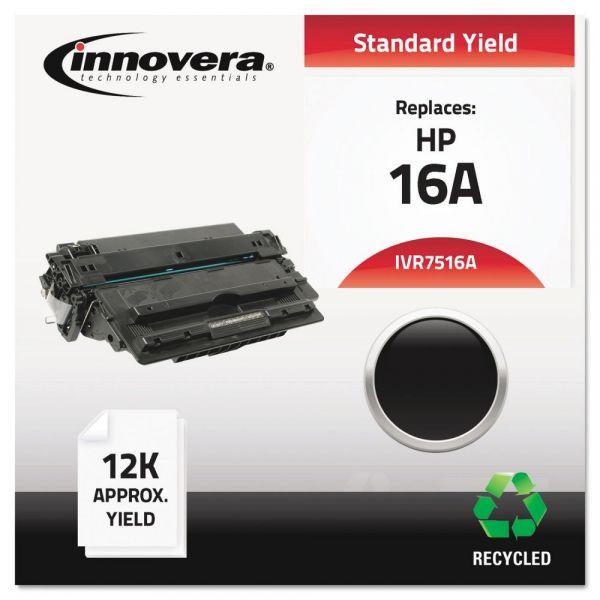 Innovera Remanufactured HP 16A (Q7516A) Toner Cartridge