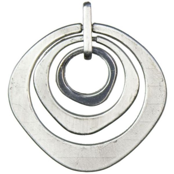 Jewelry Basics Metal Accent 1/Pkg