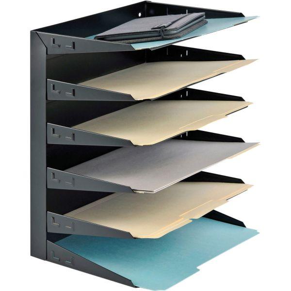 MMF Horizontal Desk File Trays