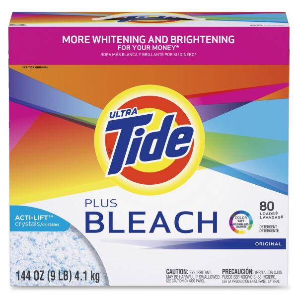 Tide Vivid Laundry Detergent Plus Bleach