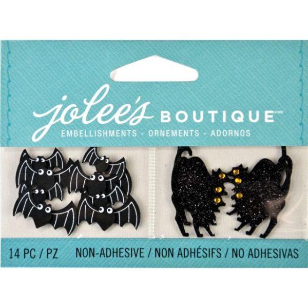 Jolee's Halloween Embellishments 14/Pkg