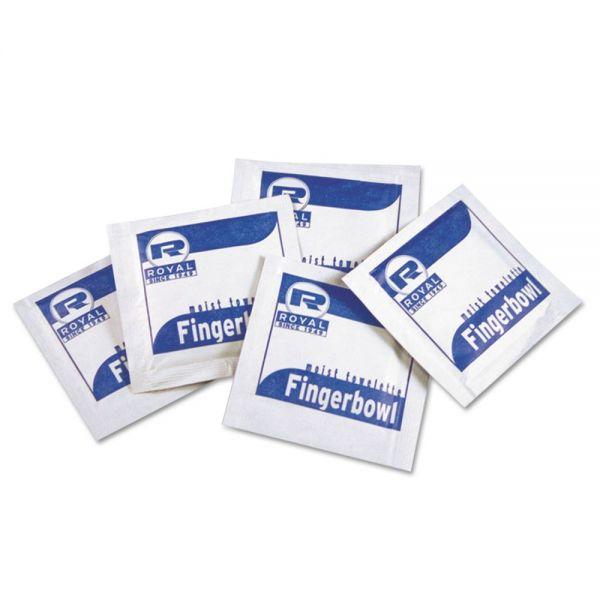 Royal Paper Moist Towelettes