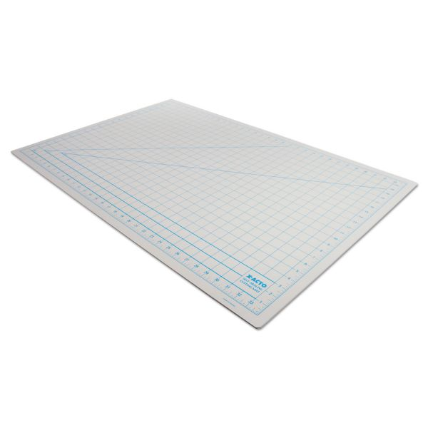 X-ACTO Self-Healing Cutting Mat, Nonslip Bottom, 1 Grid, 24 x 36, Gray