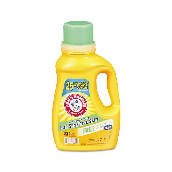 Arm & Hammer HE Liquid Laundry Detergent For Sensitive Skin