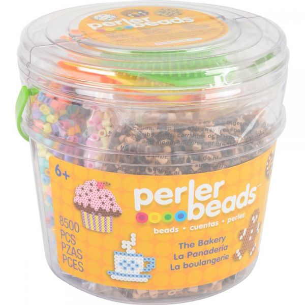 Perler Fused Bead Bucket