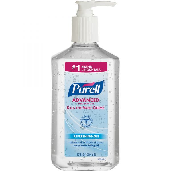 Purell Hand Sanitizer with Vitamin E