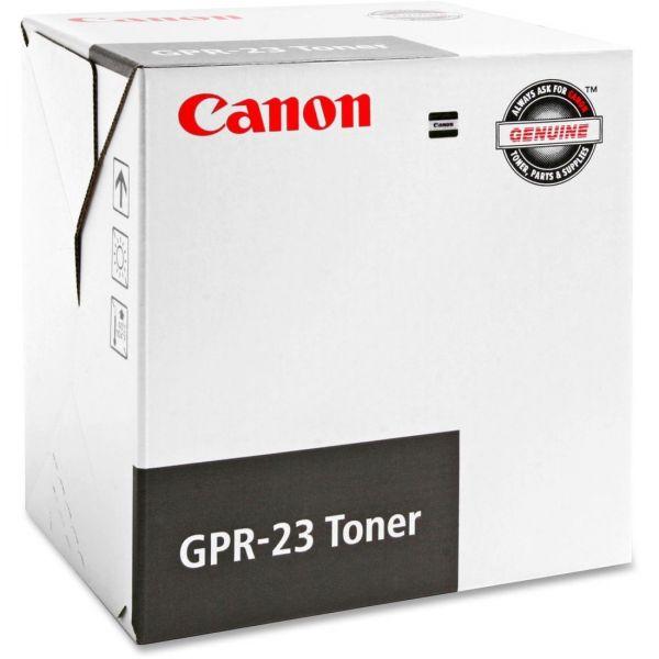 Canon GPR-23 Black Toner Cartridge (0452B003AA)