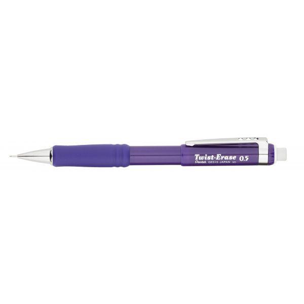 Pentel Twist-Erase 0.5 Mechanical Pencil