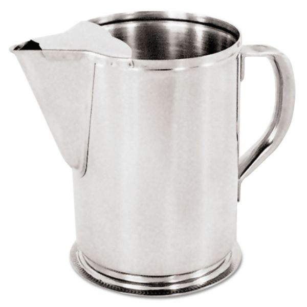 Adcraft Water Pitcher With Gadroon Base