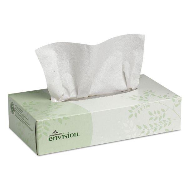 Envision Economy 2-Ply Facial Tissues