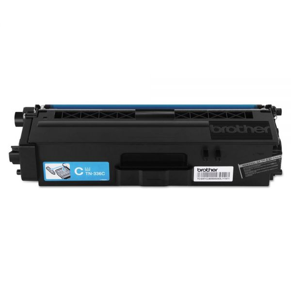 Brother TN336C High-Yield Toner Cartridge