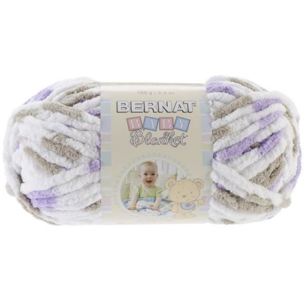Bernat Baby Blanket Yarn - Little Lilac Dove