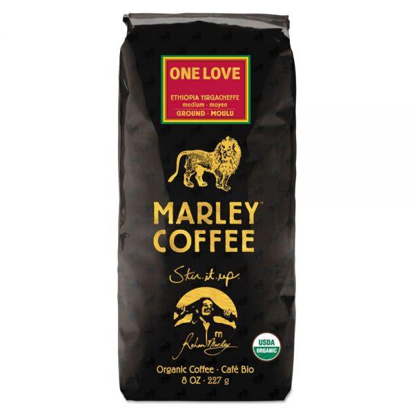 Marley Ground Coffee (1/2 lb)