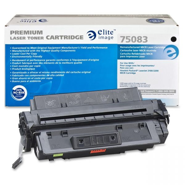 Elite Image Remanufactured HP 96A (C4096A) Toner Cartridge