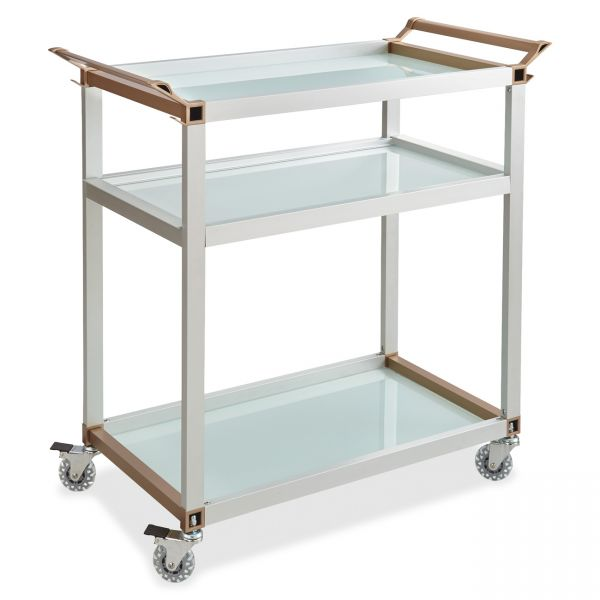 Safco Large Refreshment Cart