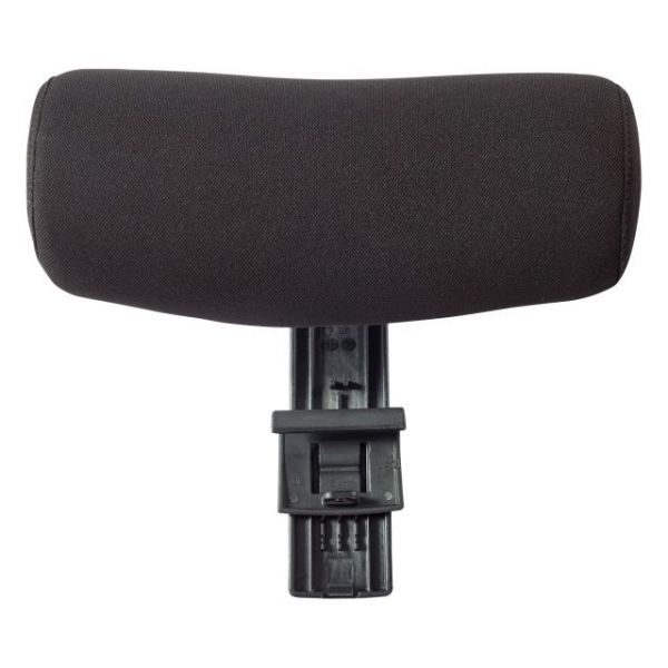 Lorell Mid-Back Mesh Chair Headrest