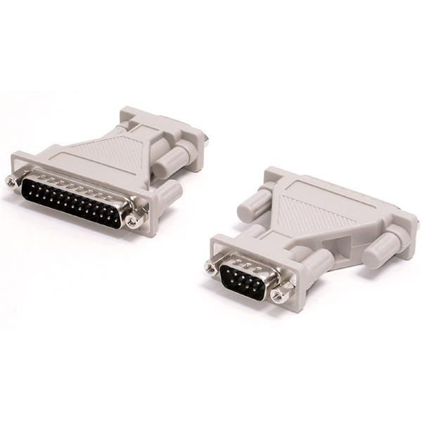 StarTech.com DB-9 to DB-25 Serial Adapter