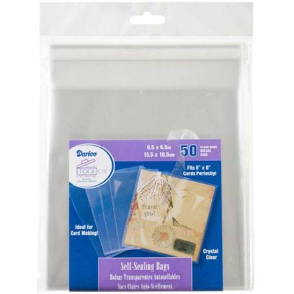 Darice Self Sealing Bags