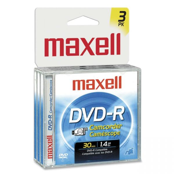 Maxell DVD-R Media