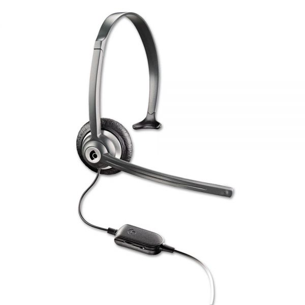 Plantronics M214C Over-Head Mobile/Cordless Phone Headset