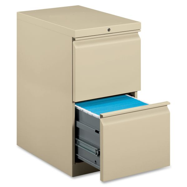 basyx by HON 2-Drawer Mobile File Cabinet