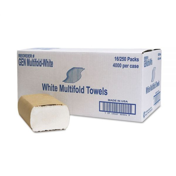 General Supply Multifold Paper Towels