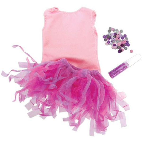 Springfield Collection Dress-Up Tutu Outfit