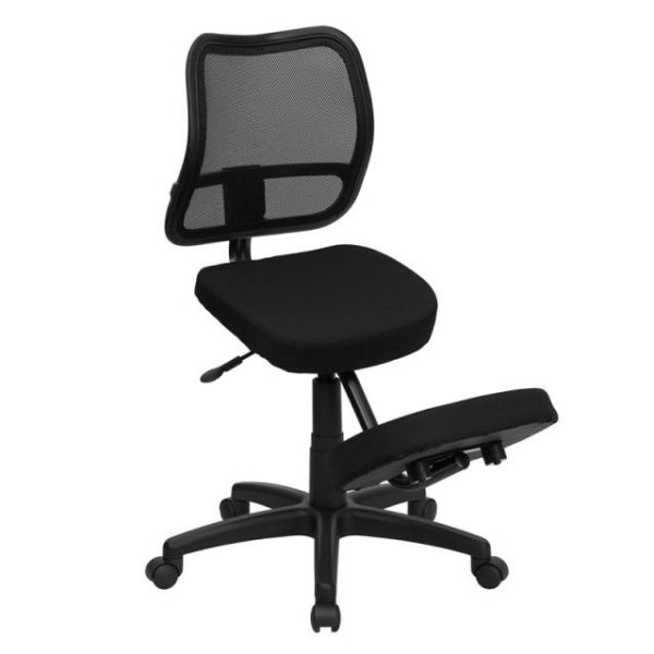 Flash Furniture Mobile Ergonomic Kneeling Task Chair